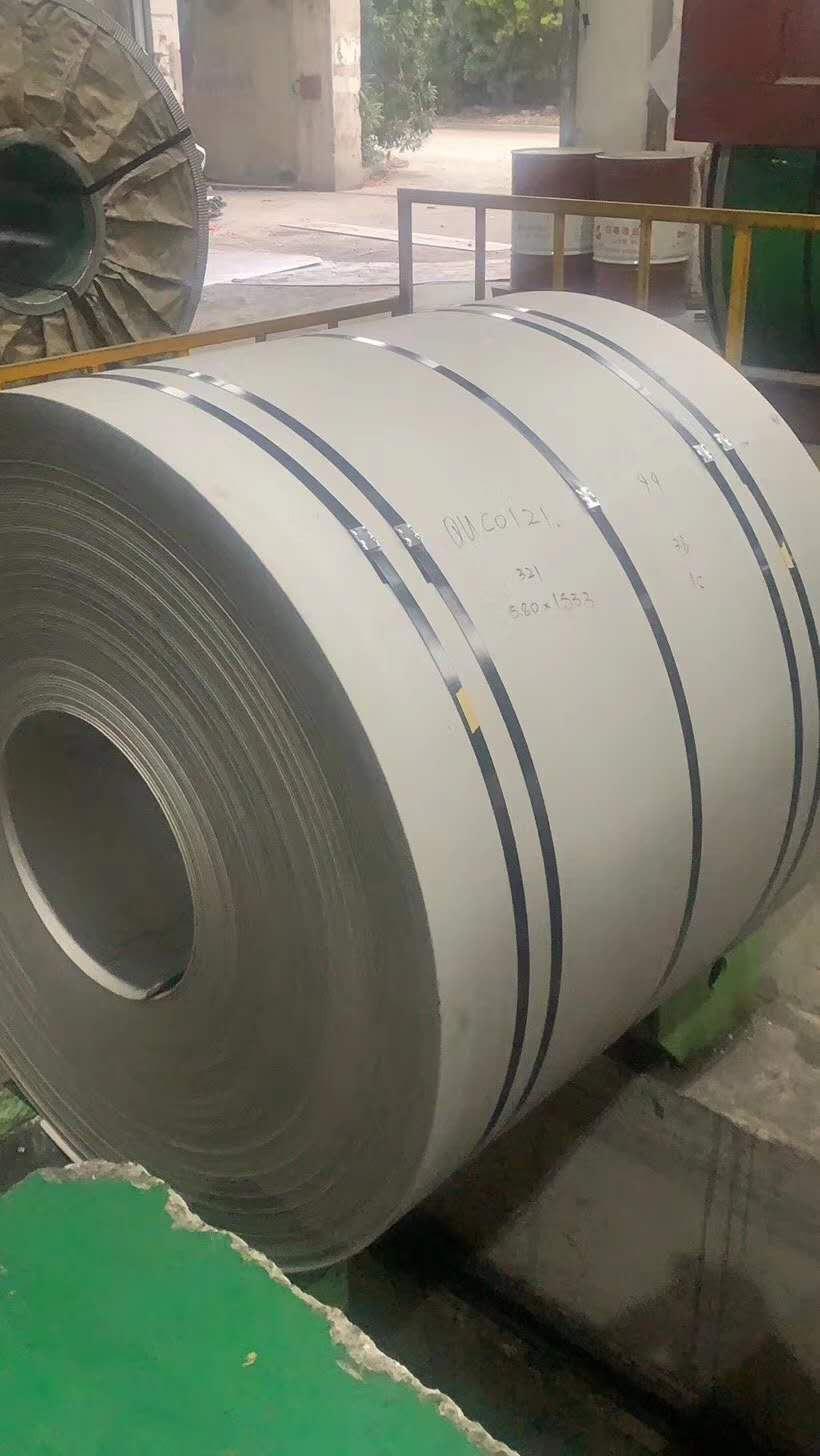 张浦S32168不锈钢卷板